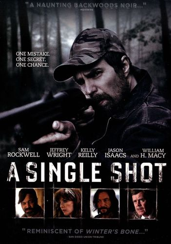 A Single Shot [DVD] [2013] 2873967