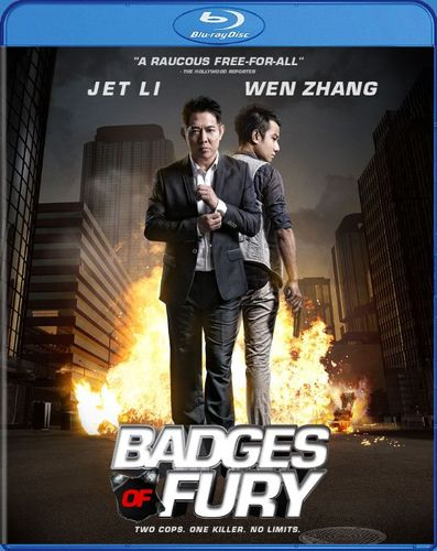 Badges of Fury [Blu-ray] [2013] 2873985