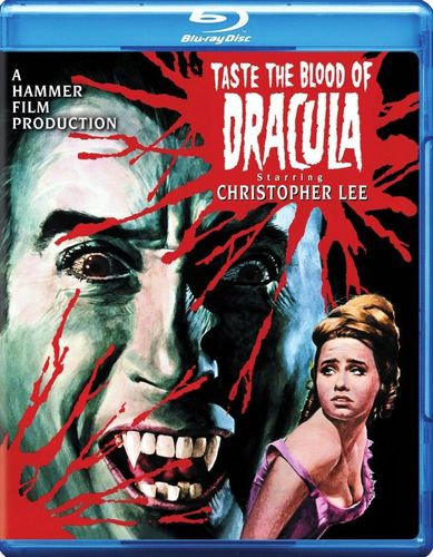Taste the Blood of Dracula [Blu-ray] [1970] 28746397