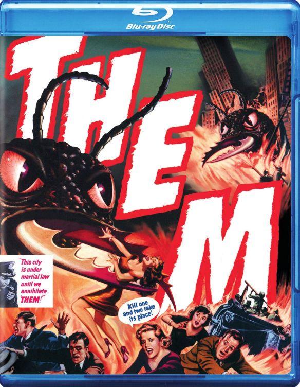 Them! [Blu-ray] [1954] 28746402
