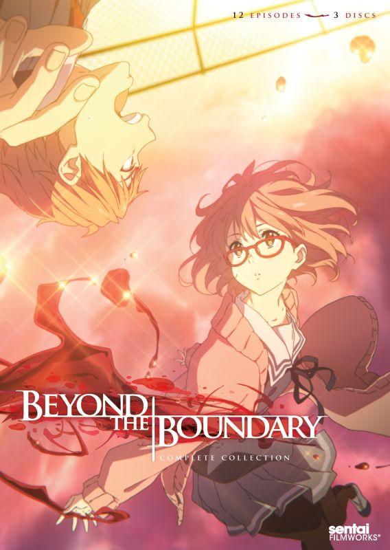 Beyond the Boundary [3 Discs] [DVD] 28753538