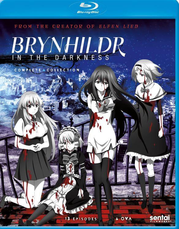 Brynhildr in the Darkness [Blu-ray] [2 Discs] 28753592