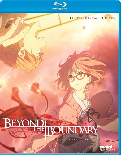 Beyond the Boundary [Blu-ray] [2 Discs] 28753801