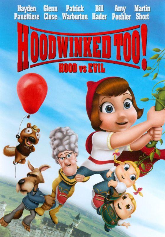 Hoodwinked Too! Hood vs. Evil [DVD] [2011] 2876311