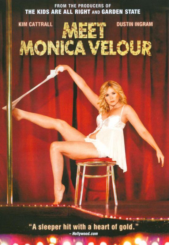 Meet Monica Velour [DVD] [2009] 2876348
