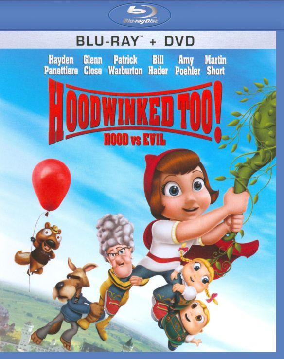 Hoodwinked Too! Hood vs. Evil [2 Discs] [Blu-ray/DVD] [2011] 2876366