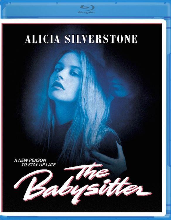 The Babysitter [Blu-ray] [1995] 28768339