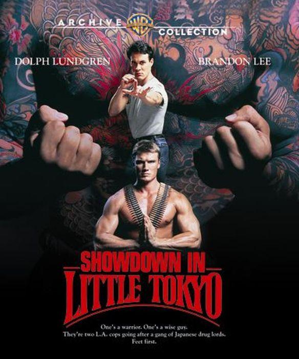 Showdown in Little Tokyo [Blu-ray] [1991] 28770328