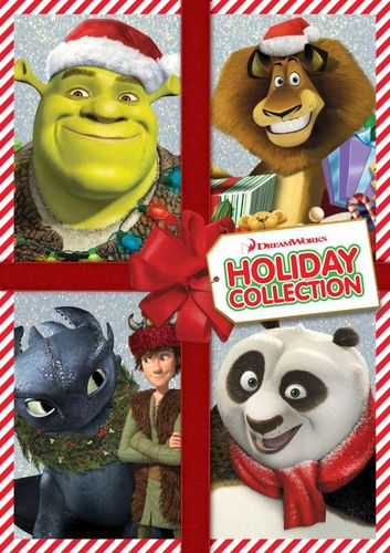 The DreamWorks Holiday Collection [2 Discs] [DVD] 2878322