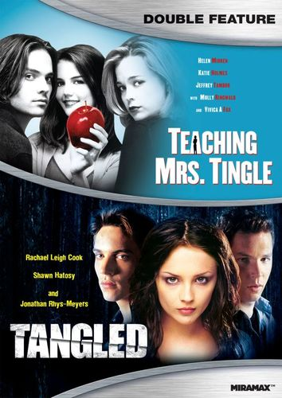 Teaching Mrs Tingle/Tangled [DVD] 28796185
