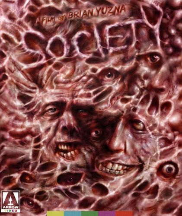 Society [Blu-ray/DVD] [2 Discs] [1989] 28798192