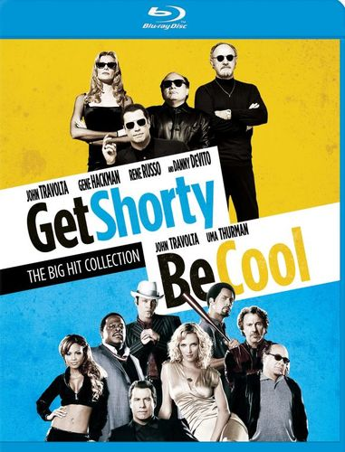 Image of Get Shorty/Be Cool: The Big Hit Collection [Blu-ray]