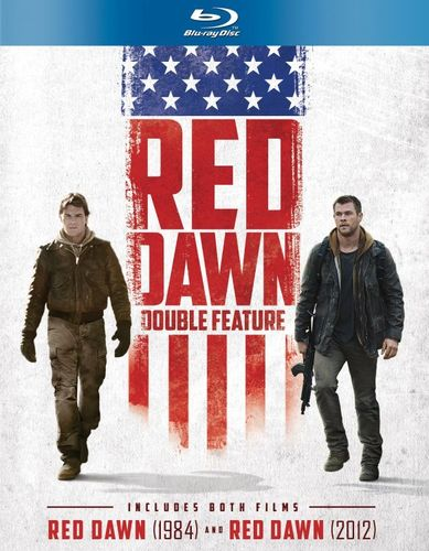 Red Dawn Double Feature: Red Dawn [1984]/Red Dawn [2012] [Blu-ray] 28805358