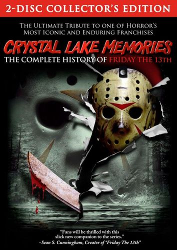 Crystal Lake Memories: Complete History of Friday the 13th [DVD] [2013] 28817266