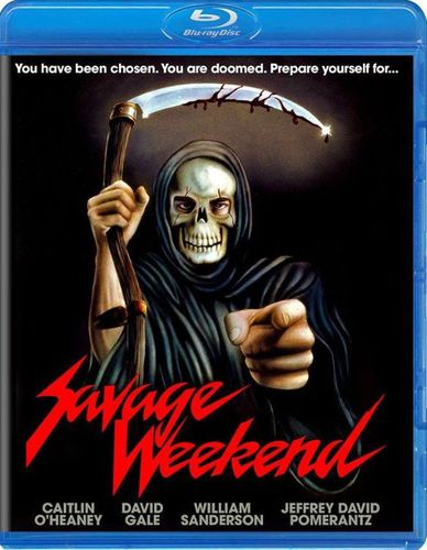 Savage Weekend [Blu-ray] [1976] 28823398