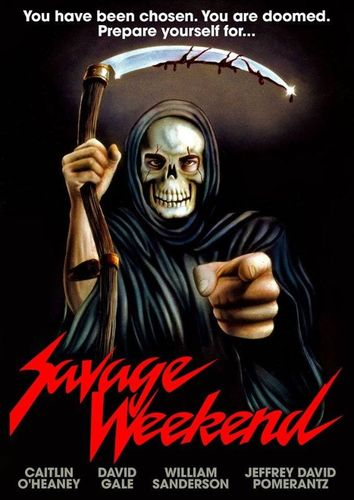 Savage Weekend [DVD] [1976] 28823421