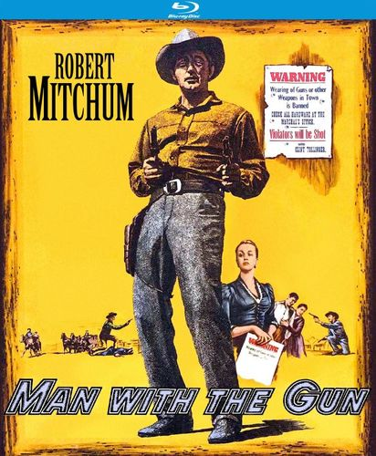 Man with the Gun [Blu-ray] [1955] 28823467
