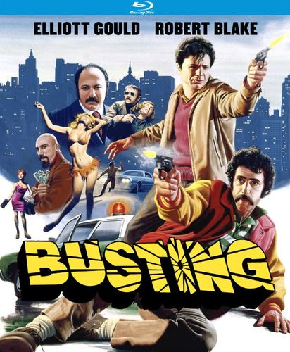 Busting [Blu-ray] [1974] 28823501