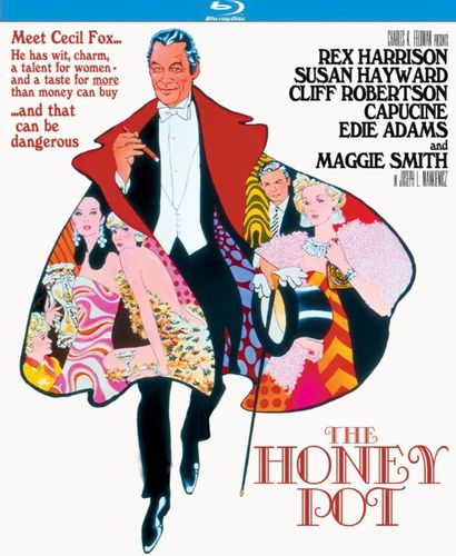The Honey Pot [Blu-ray] [1967] 28823538