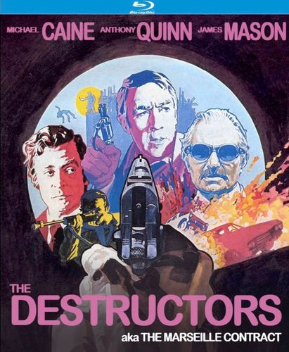 The Destructors aka the Marseille Contract [Blu-ray] [1974] 28823556