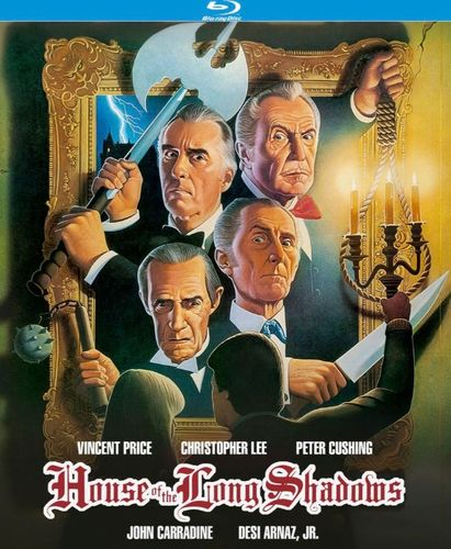 House of the Long Shadows [Blu-ray] [1982] 28823574