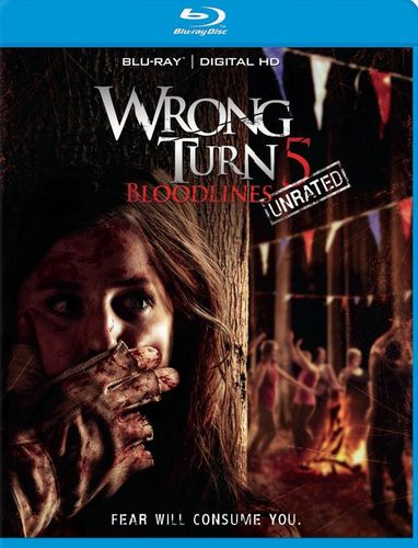 Wrong Turn 5: Bloodlines [Blu-ray] [2012] 28833192