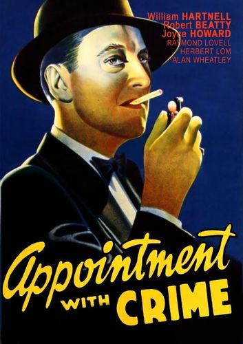 Appointment with Crime [DVD] [1946] 28836222