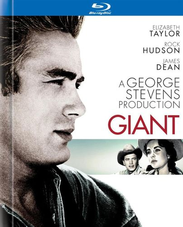 Giant [3 Discs] [DigiBook] [Blu-ray] [1956] 2884353