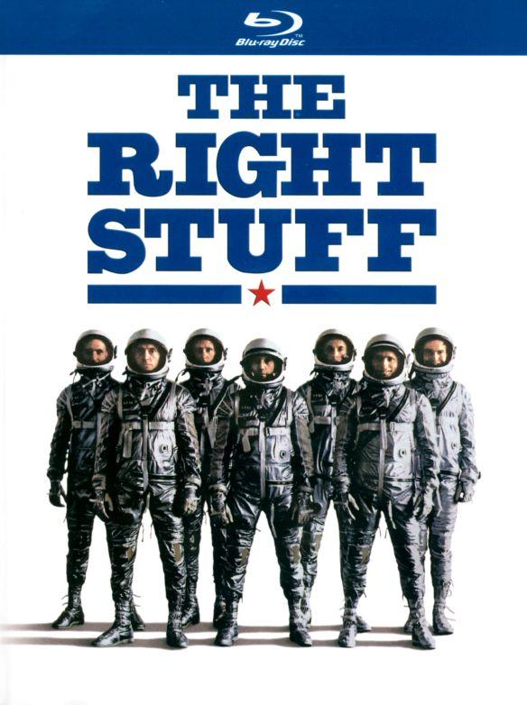 The Right Stuff [30th Anniversary] [2 Discs] [Blu-ray] [1983] 2884422