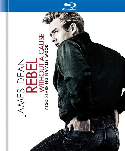 Rebel Without a Cause [DigiBook] [Blu-ray] [1955] 2884495