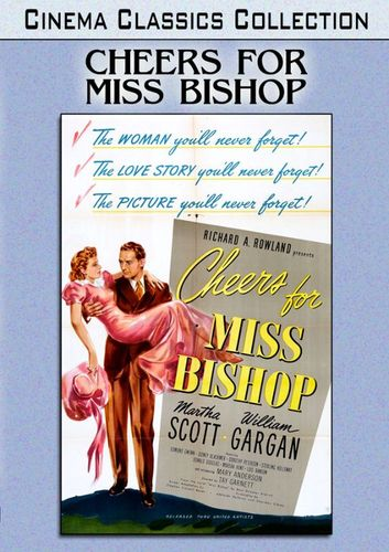 Cheers for Miss Bishop [DVD] [1941] 28847455