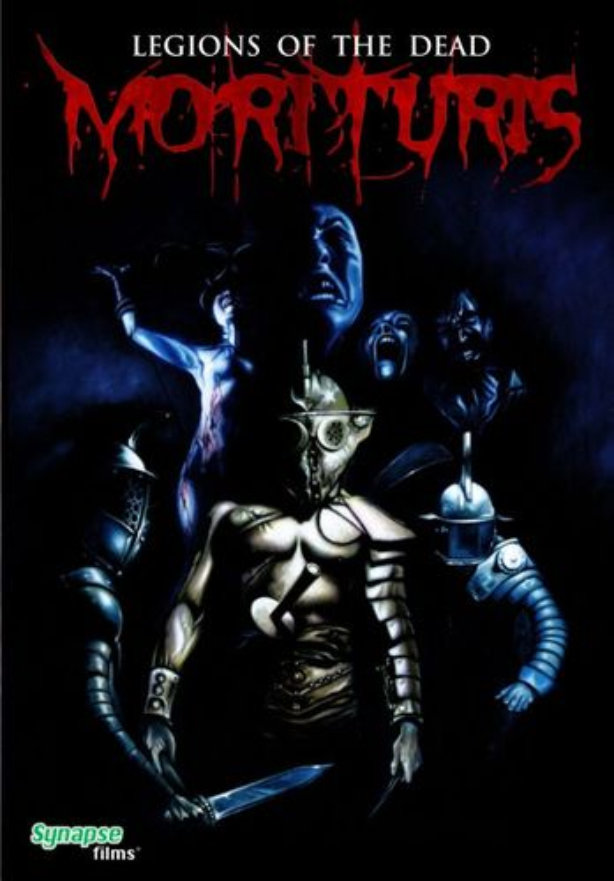 Morituris: Legions of the Dead [DVD] [2011] 28849252