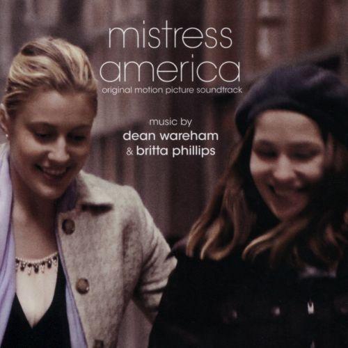 Mistress America [Original Soundtrack] [CD] 28865218