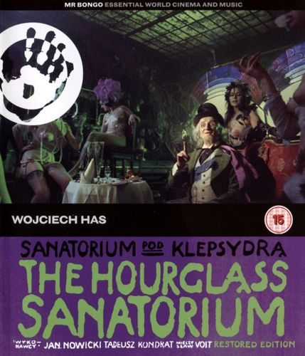 The Hourglass Sanatorium [Blu-ray] [1973] 28866148