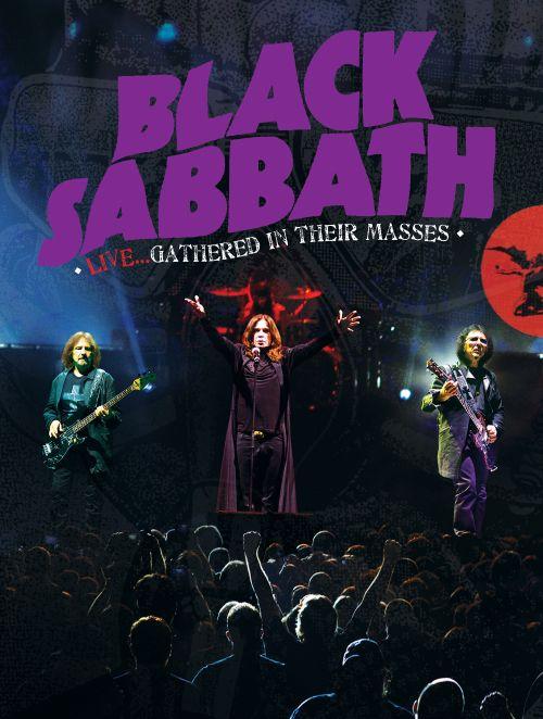 Black Sabbath Live: Gathered in Their Masses [Blu-Ray] [Blu-Ray Disc] 2889157