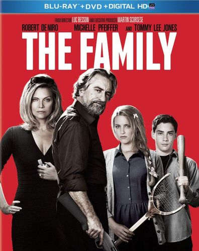 The Family [2 Discs] [Includes Digital Copy] [UltraViolet] [2 Discs] [Blu-ray] [2013] 2889367