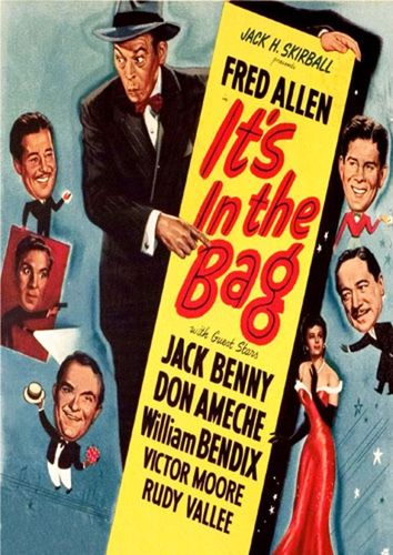 It's in the Bag [DVD] [1945] 28893837