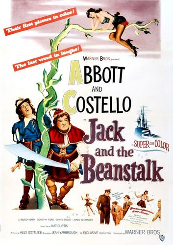 Jack and the Beanstalk [DVD] [1952] 28894008