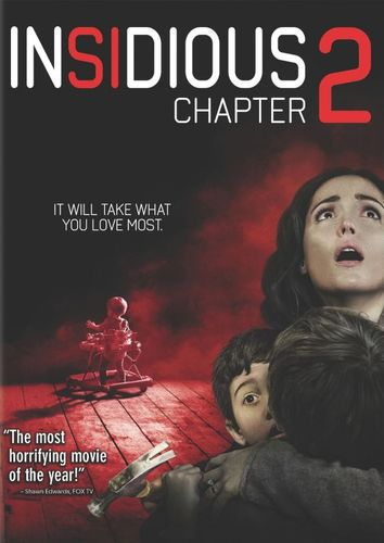 Insidious Chapter 2 [Includes Digital Copy] [UltraViolet] [DVD] [2013] 2889481