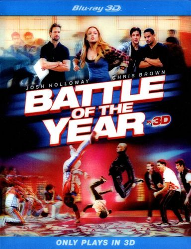 Battle of the Year [Includes Digital Copy] [UltraViolet] [3D] [Blu-ray] [Blu-ray/Blu-ray 3D] [2013] 2889561