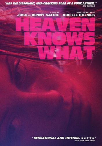 Heaven Knows What [DVD] [2014] 28903149
