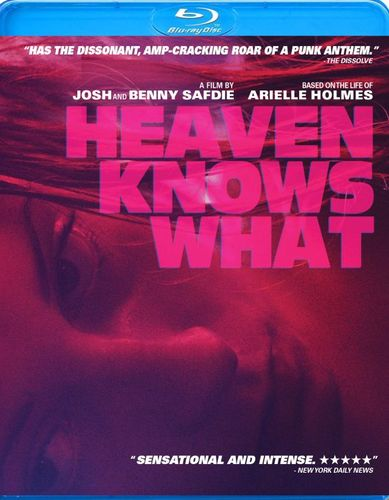 Heaven Knows What [Blu-ray] [2014] 28903158