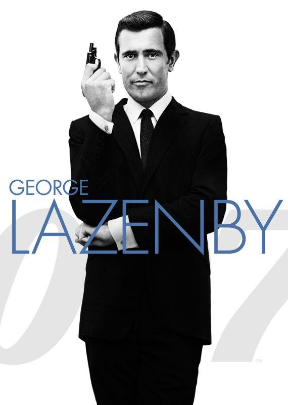 007: George Lazenby [DVD] [1969] 28940172
