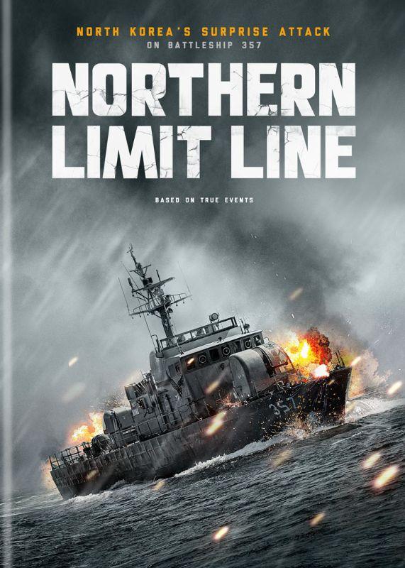 Northern Limit Line [DVD] [2015] 28944141