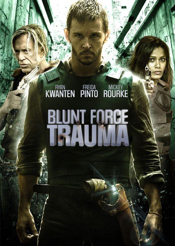 Blunt Force Trauma [DVD] [2015] 28969336