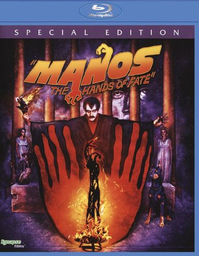 Manos, the Hands of Fate [Blu-ray] [1966] 28980161