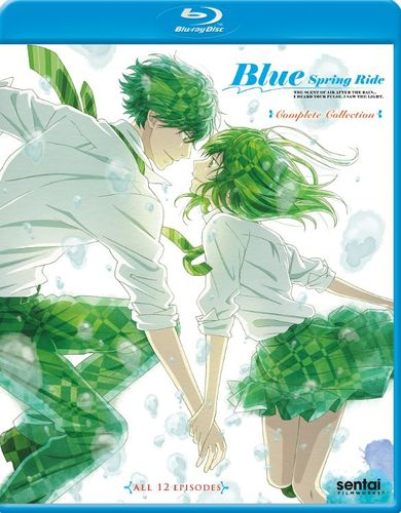 Blue Spring Ride [Blu-ray] 28982229