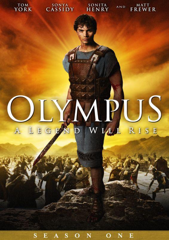 Olympus: Season One [3 Discs] [DVD] 28982238