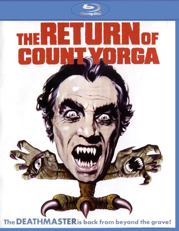 The Return of Count Yorga [Blu-ray] [1971] 28982388