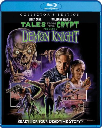 Tales from the Crypt Presents: Demon Knight [Blu-ray] [1995] 28982397